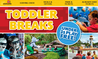 LEGOLAND free toddlers play
