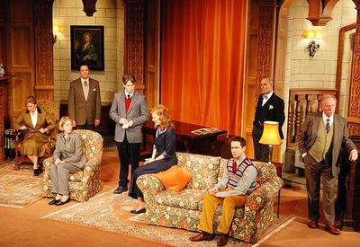The Mousetrap, St. Martin's Theatre, London